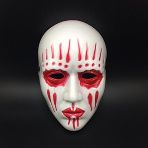 Wholesale joey mask resale online - Halloween Terror Cosplay Pvc Joey Slipknot Mask for Party
