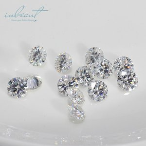 Wholesale test diamonds for sale - Group buy Super White D Color VVS1 Loose Moissanites Pass Diamond Test Certificate Excellent Cut Ct Moissanite for Ring Making Z1121