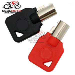 Wholesale accessories for motorbikes resale online - 2Pcs Motorbike Accessories Uncut Blade Blank Key For Touring Road Street Glide Route Road King Dyna Softail Fat Boy V Rod1