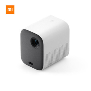 ingrosso tv portatili-A noi Xiaomi Youpin Mini proiettore DLP portatile Portable Supporto K Video WiFi Preyctor LED Beamer TV Full HD per Home Cinema da Youpin
