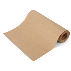 Wholesale craft paper roll for sale - Group buy Brown Kraft Paper Roll Inch x100 Feet Natural Recyclable Paper for Craft Gift Wrapping Packing Shipping JK2102XB