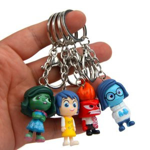 Wholesale doll services for sale - Group buy q Version Secret Service Team Emotional Doll Mountaineering Creative Chain Car Key Ring Korean Bag Pendant AS