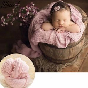 ingrosso immagini neonati-Ylsteed Large Size Newborn Wraps Baby Photo Puntelli Puntelli Puntelli Blanket Infant Shooting Showdrop Babies DA TE Immagini Idea Home Y201009