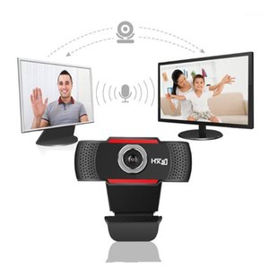 mega webcams großhandel-Webcam p HD Laptop Skype Video anrufen mit Mikrofon USB Skype Mega Web Cam Live Broadcast Video Calling Conference1