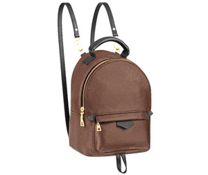 Wholesale back pack boy for sale - Group buy Mini backpack lady Genuine Leather designer Backpacks fashion back pack fow women handbags Presbyopic Mini shoulder Purse Cross body bag