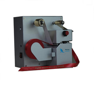 Wholesale screen print machines resale online - Most popular digital hot foil ribbon printing machine screen printing machine for ribbon1