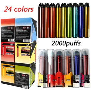 Newest Bang XXL XXTRA Disposable Device Pods Kit Empty Vape Pen Starter Kit 650mAh Battery 3.5ml Disposable Device Pods 2000puffs