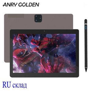 Wholesale 2gb ram sim tablet resale online - ANRY inch Tablets Games Graphics Drawing Core Android GB RAM GB ROM G LTE Phone Dual SIM Google Play Tablet PC1