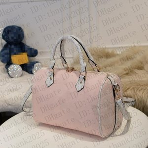 Wholesale luggage color handbags resale online - Contrast color Travel Bag Pillow Duffle Bags Luggage Handbags Handbag Real Leather Capacity Sport Shoulder Crossbody Bag colors