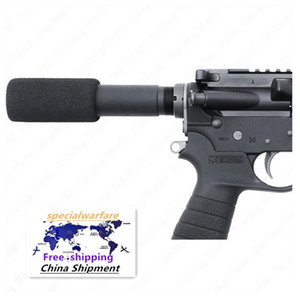 Wholesale buffer pads resale online - Tactical Mil AR M16 gun buffer tube with quot foam pad cover