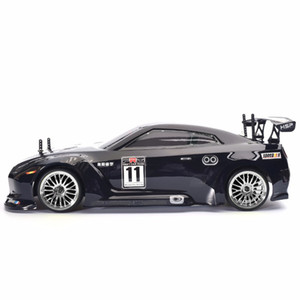 Wholesale car base resale online - HSP RC wd On Road Touring Racing Two Drift x4 Nitro Gas Power High Speed Remote Control Car