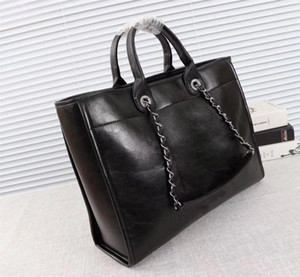 2018 High Quality Ladies Shopping Bag, Designer Shoulder Shopping Bag, Ladies Casual Hand Shopping Bag Size: 43 * 30 * 13CM