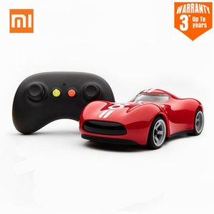 Wholesale used electric cars resale online - XIAOMI Youpin Rc Car G radio precision remote control sports car ABS anti collision drift Car device uses minutes