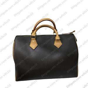 Handbags Women bag Classic Style Fashion bags women bag No Shoulder Bags Lady Totes handbags purses Shoulder speedy 25 30 35