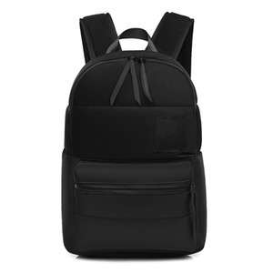 Wholesale backpacks for laptops for sale - Group buy Brand Designer Backpack For Women Men Top Quality Roomy Back pack For Ladies Nylon Designer Bags Laptop for Female Pack bag Drop Shipping