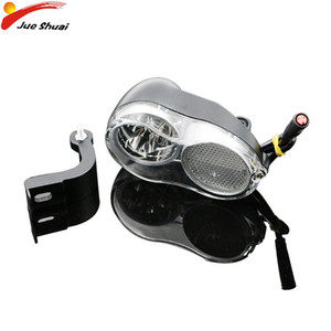 Wholesale electric wire accessories for sale - Group buy 36V Electric Bike Headlight Front Lamp Waterproof Connector cm Wire bicycle Accessories Motorcycle Ebike LED Light cycling