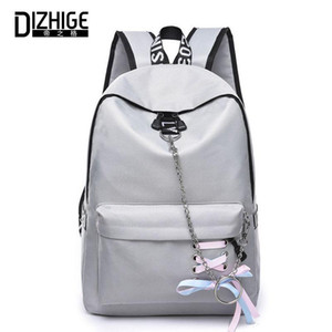 Wholesale school suppliers for sale - Group buy DIZHIGE Oxford Women Backpack Female High Quality Backpack Fashion Cheap China Rucksack Suppliers School Bags For Girl