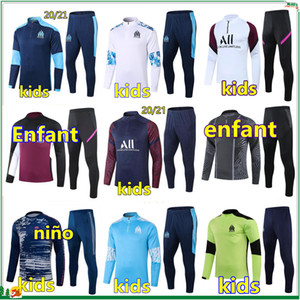 tren çocuğu toptan satış-20 kids football training suit soccer tracksuit kids football tracksuit survetement chandal jogging