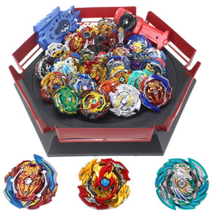 Wholesale beyblade 4d toys for sale - Group buy Beyblade Burst Set Toys Beyblades Arena Bayblade Metal Fusion D with Launcher Spinning Top Bey Blade Blades Toy Christmas gift