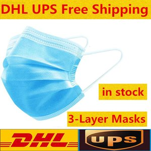 Wholesale about face mask for sale - Group buy Disposable Arrive in about days Face Masks Thick Layer Masks with Earloops for Salon Home Use Comfortable in stock Mask