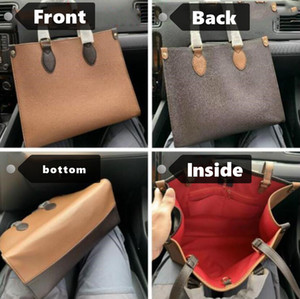 Wholesale luggage color handbags for sale - Group buy 2021 classic contrast color matching print flower handbags purses travel luggage bag shopping totes single shoulder crossbody bags lacosk