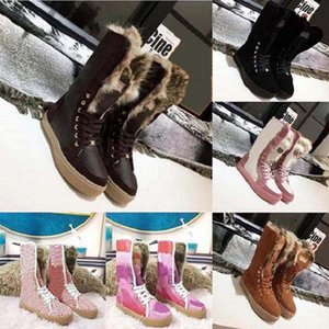 2021 Sell Well New Women Snow Boots Ankle Boots Ladies Casual Fashion Autumn And Winter Fashion Short Boots By shoes011 01