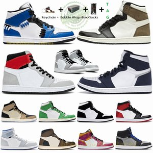 chaussures de basket achat en gros de-news_sitemap_home1 High OG Travis Scotts Dark Mocha s Chaussures de basket Obsidian UNC Mid Smoke Grey Twist Baskets pour hommes Jumpman Baskets roses avec boîte