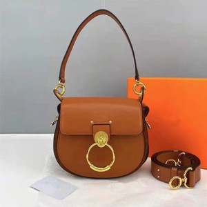 Wholesale phone cakes resale online - 2020 new tide restoring ancient ways is sell like hot cakes wide shoulder belt oblique satchel rings contracted saddle bag lady cross packa