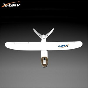 Wholesale mini fpv airplane resale online - X uav Mini Talon EPO Wingspan V tail FPV Rc Model Airplane Aircraft Kit LJ201210
