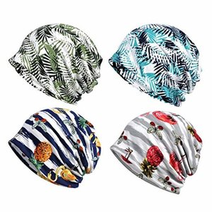 Wholesale cotton infinity scarves for sale - Group buy Cotton Fashion Beanies Chemo Caps Cancer Headwear Skull Cap Knitted Hat Infinity Scarf for Womens Mens