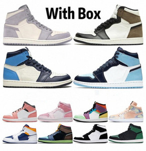 ingrosso spike duro-2021 air jordan jordans aj1 s jordon jordons OG men women fearless pink chicago obsidian mocha satin digital retro shoes s mens Jumpman basketball court