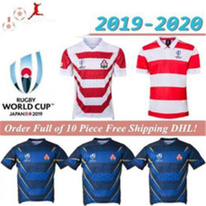 2019 2020 Japan Rugby Jerseys Home Rugby Jersey 19 20 Japan World Cup NRL National Rugby League Shirts Polo TOP Quality S-3X Mayorista