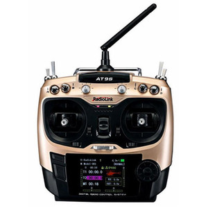 Wholesale radiolink transmitter resale online - New Radiolink AT9S R9DS Radio Remote Control System DSSS FHSS G CH Transmitter Receiver for Quadcopter Helicopter