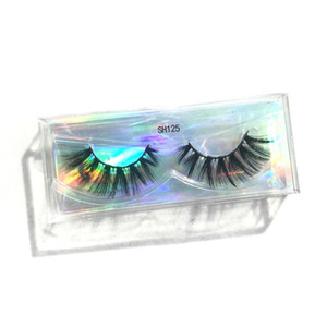 Wholesale lash extensions kits resale online - 5 pairs Real Fake Magnetic Eyelashes D Natural False Eyelashes d Mink Lashes Soft Eyelash Extension Makeup Kit Cilios