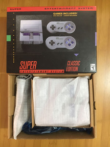 Wholesale free dhl video game resale online - 2021 super TV Game Console can store games Video Handheld for NES games consoles with retail boxs Free DHL