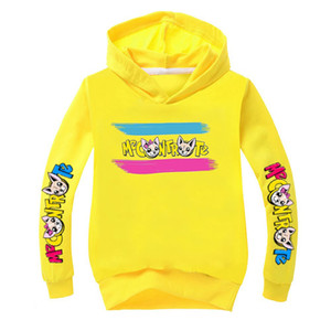 Me Contro Te Hoodie For Teen Boy Girl Cloth 2020 Spring Autumn Kid Print Cartoon Sweatshirt Top Children's T Shirt 10 12 Year F1202