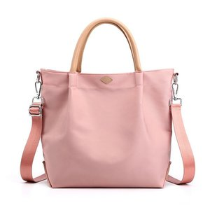 ingrosso bello sacchetto di spalla della tela di canapa-Borsa a tracolla a tracolla in nylon impermeabile da donna Beautiful Brand Women Women Oxford Canvas