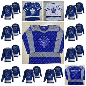 97 Joe Thornton Toronto Maple Leafs John Tavares Auston Matthews Mitch Marner George Armstrong Andersen Morgan Rielly Nylander Jersey