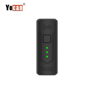 Wholesale tanks sales resale online - 100 Original Yocan Kodo Box Mod mAh Variable Voltage Preheat VV Battery For Vape Thick Oil Tank TH105 Cartridges Authentic HOT SALE