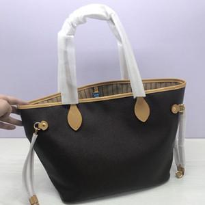 2pcs set classic Designer womens handbags flower ladies composite tote PU leather clutch shoulder bags female purse with wallet #68