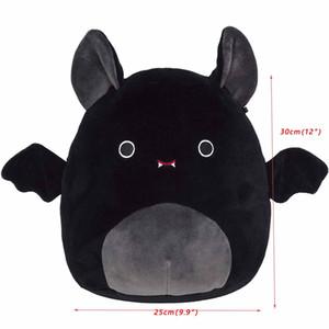 Cross-border hot cute cartoon small devil bat doll doll plush toys Funny pillow birthday gift