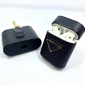 ingrosso airpods wireless-Airpods Case Modren Stylist Style Letter Nuovo Tendenza Extravagente Auricolare wireless Caso Airpods Auricolare Shell Tipo