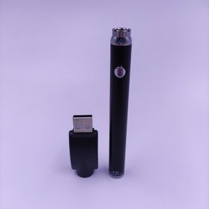 Slim Twist Battery 350mAh 900mAh Bottom Twist 3.3-4.8V Preheat VV Vape Battery Pen for 510 vape cartridges Carts