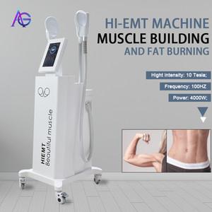 2021 latest EMslim HI-EMT machine EMS electromagnetic Muscle Stimulation fat burning shaping hiemt ems-culpting beauty equipment