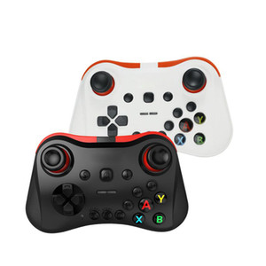 Wholesale phone game controller resale online - Gamepad Gamepad Wireless Bluetooth V3 Game Controller Gaming Joystick Super smart phone game companion For Pad Android IOS