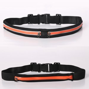 Wholesale waterproof waist bags for sale - Group buy Travel Sports Fannypack Outdoor Stretch Sports Pack Men Women Portable Convenient Waist Pack Waterproof Phone Belt Bag VT2006
