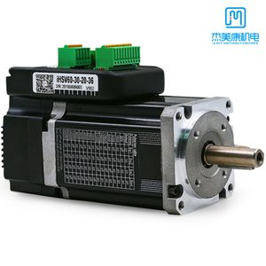 Wholesale motor servo resale online - JMC V604 Version W N m RPM Integrated Servo Motor Driver VDC Automated Special Line Encoder iHSV60