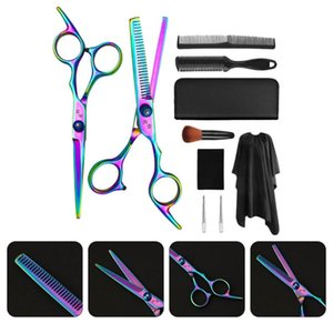 Wholesale hair cut supplies for sale - Group buy 1 Set of Hairdressing Scissors Scissors Kit Hair Trimming Tool Hair Cutting Supplies for Salon Barber Home