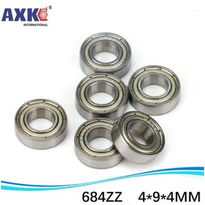 Wholesale ball bearing thin mm resale online - 10 thin wall deep groove ball bearing ZZ RS mm ABEC