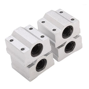 Wholesale bearing linear bushing resale online - SCS8UU Linear Motion Ball Bearing CNC Slide Bushing mm Length pcs1